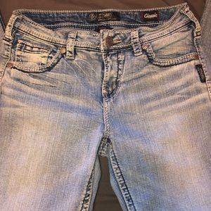 Light Silver jeans